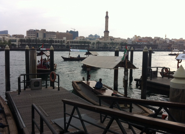 Dubai Creek: The city's centuries-old trading traditions